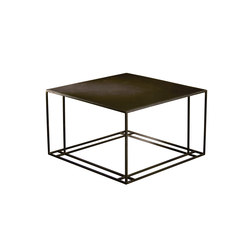 Steel Binate Table | Lounge tables | Novocastrian