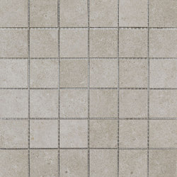 Mystone Silverstone mosaico grigio | Mosaïques céramique | Marazzi Group