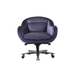 Vittoria office chair | Chairs | Promemoria