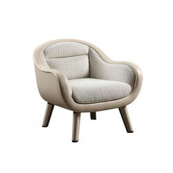 Vittoria armchair | Sillones lounge | Promemoria