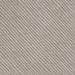 Shade Dove Greige Diagonal Striped | Carrelages | FMG