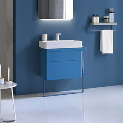 Structure Bathroom Furniture Set 1 | Meubles sous-lavabo | Inbani