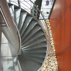 Spiral Stairs Stone TSE-152 | Staircase systems | EeStairs