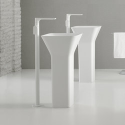 Fluent Bathroom Furniture Set 2 | Wash basins | Inbani