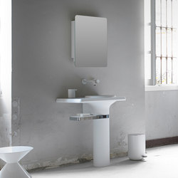 Vase Bathroom Furniture Set 1 | Mobili lavabo | Inbani
