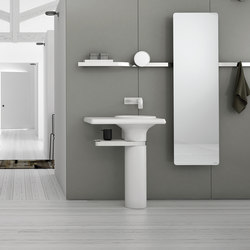 Vase Bathroom Furniture Set 2 | Lavabos mueble | Inbani