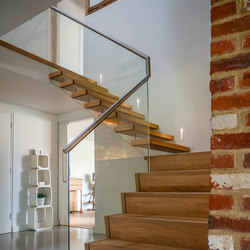 TransParancy 1-02 CB | Rampes / Balustrades | EeStairs