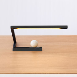 Oud Lamp Black | Table lights | Resident