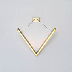 V-Wall Light | Lámparas de pared | Resident