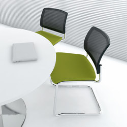Gaya | Visitors chairs / Side chairs | MDD
