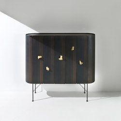 Collectionist | Contenitore Secretaire | Credenze | Laurameroni