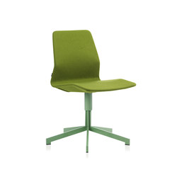 Pilot low | Visitors chairs / Side chairs | Johanson