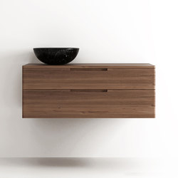 Baker HANGING BASIN 2 DRAWERS | Wall cabinets | Karpenter