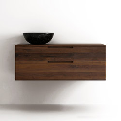 Baker HANGING BASIN 2 DRAWERS | Contenitori bagno | Karpenter