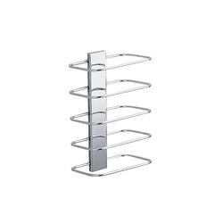 Hotellerie Shelved towel holder | Towel rails | Inda