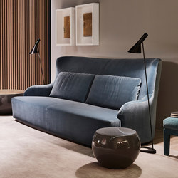 Duke Sofa | Lounge sofas | Meridiani