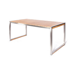 Allure Table | Tables à manger de jardin | Wintons Teak