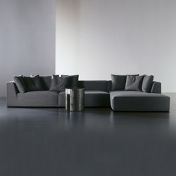 Louis Fit Sofa | Modular sofa systems | Meridiani
