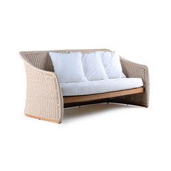 Aston Loveseat | Garden sofas | Wintons Teak