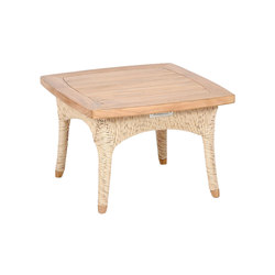 Aston Coffee Table Square | Tavoli bassi da giardino | Wintons Teak