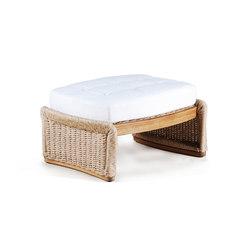 Aston Ottoman | Garden stools | Wintons Teak