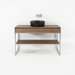 Duke STANDING SINGLE BASIN | Vanity units | Karpenter