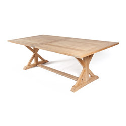 Bordeaux Table | Tables à manger de jardin | Wintons Teak
