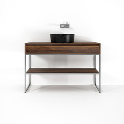 Duke STANDING SINGLE BASIN | Armarios lavabo | Karpenter