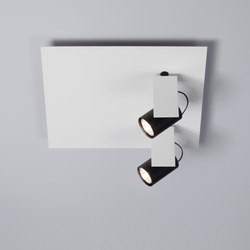 Mur Ø60 wall/ceiling | Ceiling-mounted spotlights | Aqlus