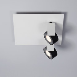 Mur Ø120 wall/ceiling | Ceiling-mounted spotlights | Aqlus