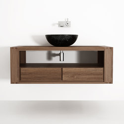Max HANGING BASIN 2 DRAWERS | Armadietti parete | Karpenter