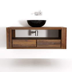 Max HANGING BASIN 2 DRAWERS | Wandschränke | Karpenter