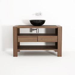 Max STANDING BASIN 2 DRAWERS | Vanity units | Karpenter