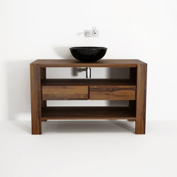 Max STANDING BASIN 2 DRAWERS | Mobili lavabo | Karpenter