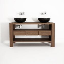 Max STANDING BASIN 3 DRAWERS | Vanity units | Karpenter