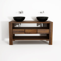 Max STANDING BASIN 3 DRAWERS | Mobili lavabo | Karpenter