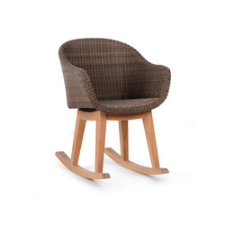 Matz Rocking Chair | Gartenstühle | Wintons Teak