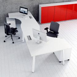 Ogi A | Desking systems | MDD