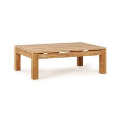 Pierson Coffee Table Rectangular | Tables basses de jardin | Wintons Teak