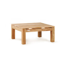 Pierson Coffee Table Square | Tables basses de jardin | Wintons Teak
