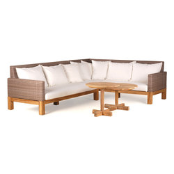 Pierson Modular Living Set | Sofas | Wintons Teak