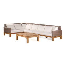 Pierson Modular Living Set | Sofás | Wintons Teak