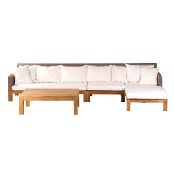 Pierson Modular Living Set | Divani | Wintons Teak