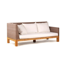 Pierson Sofa Left | Gartensofas | Wintons Teak