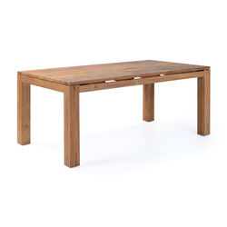 Pierson Dining Table | Tables à manger de jardin | Wintons Teak