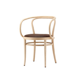 209 Pure Materials | Restaurant chairs | Gebrüder T 1819