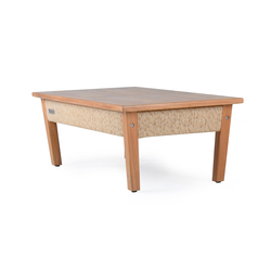Planar Coffee Table Rectangular | Mesas de centro de jardín | Wintons Teak