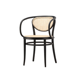 210 Pure Materials | Restaurant chairs | Gebrüder T 1819
