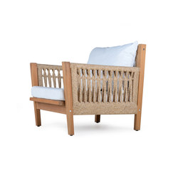Planar Deep Seater | Garden armchairs | Wintons Teak