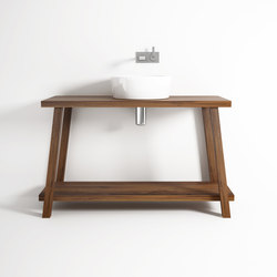 Monk STANDING SINGLE BASIN | Vanity units | Karpenter